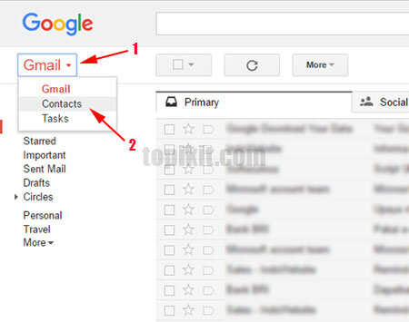 youtube how to create a group on gmail
