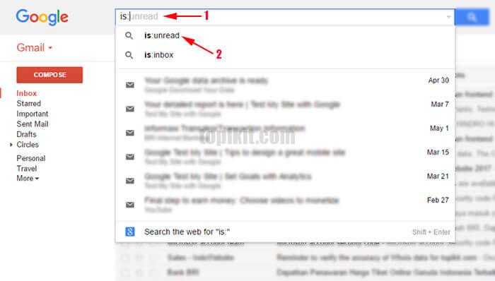 Temukan Cara Membuka Email Lama Di Gmail paling mudah