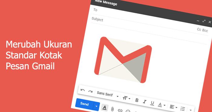 Lihat Cara Mengubah Email Gmail Terbaru
