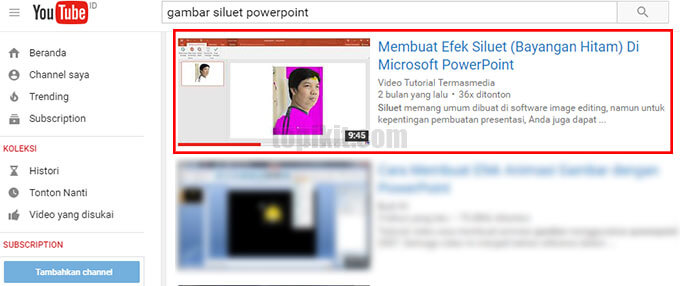 Cara mudah mengirim (posting) video Youtube ke Facebook